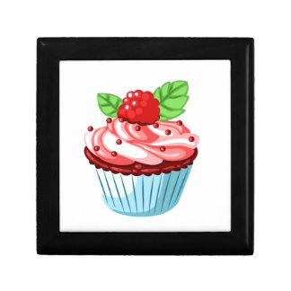 Cupcake Fun Small Square Gift Box