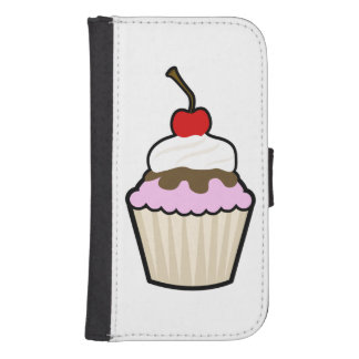 Cupcake Galaxy S4 Wallet