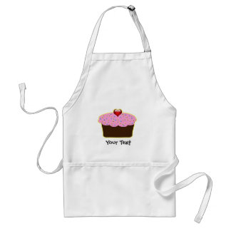 cupcake gifts adult apron