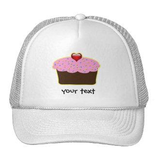 cupcake gifts mesh hat
