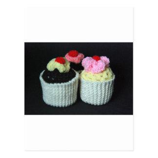cupcake heaven postcard