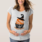 Cupcake in the oven,funny halloween maternity shir maternity T-Shirt