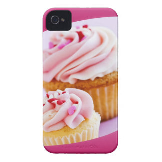 Cupcake iPhone 4/4S Case-Mate Barely There iPhone 4 Case-Mate Cases