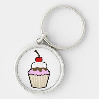 Cupcake Key Chains