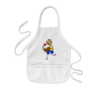 cupcake kid kids apron