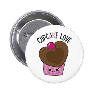 Cupcake Love Pin