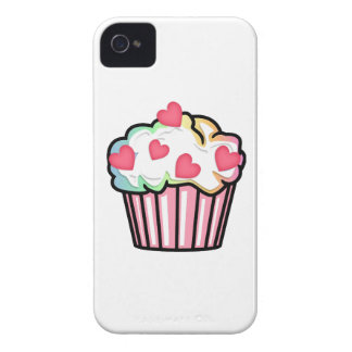 Cupcake Love iPhone 4 Cases