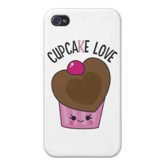 Cupcake Love iPhone 4/4S Case
