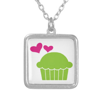 Cupcake Love Necklaces