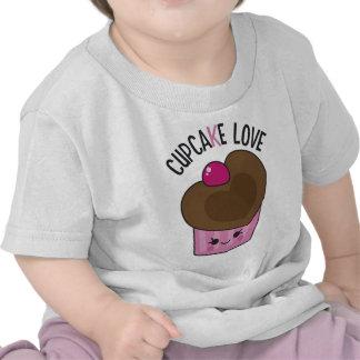 Cupcake Love Tshirts