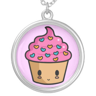 Cupcake Lover Necklace