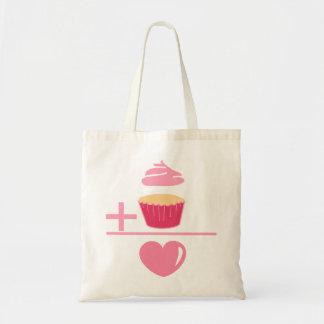 Cupcake Math Tote