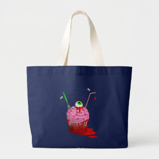 Cupcake Of The Dead Canvas Bag