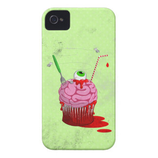 Cupcake Of The Dead iPhone 4 Case-Mate Case