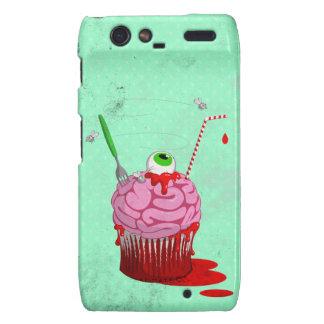 Cupcake Of The Dead Motorola Droid RAZR Covers