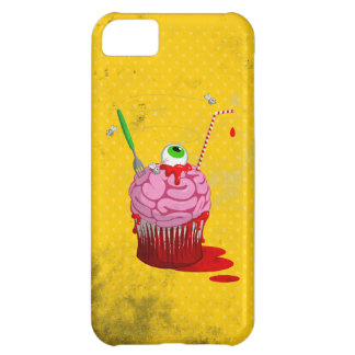 Cupcake Of The Dead Case For iPhone 5C
