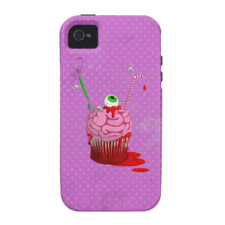 Cupcake Of The Dead Case For The iPhone 4
