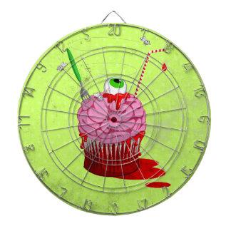 Cupcake Of The Dead Dartboards