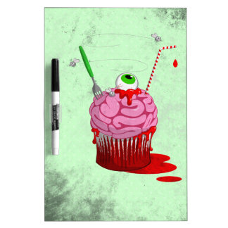 Cupcake Of The Dead Dry-Erase Boards