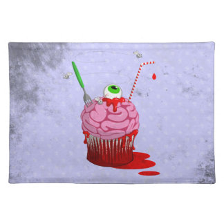 Cupcake Of The Dead Placemats