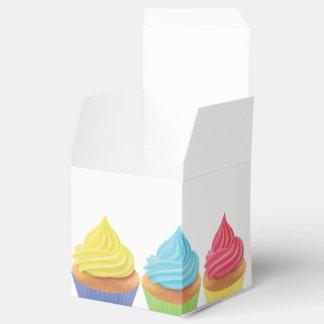 Cupcake Party Favour Box
