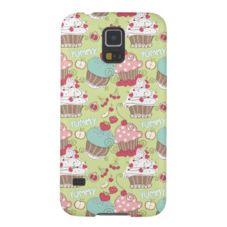Cupcake pattern galaxy s5 case