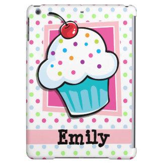 Cupcake, Pink, Blue, Green, Polka Dots