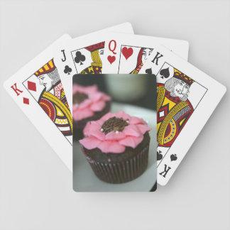 Cupcake playing cards