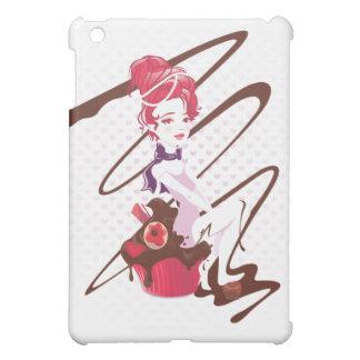 Cupcake Princess iPad Mini Cover
