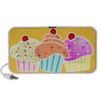 Cupcake Speakers
