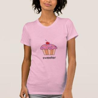 cupcake sprinkles kara's shirt