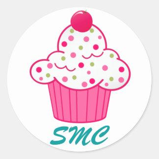 Cupcake Sticker - SRF