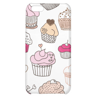Cupcake sweet candy cake pattern iPhone 5C covers