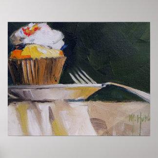 Cupcake Sweet Treat Pastry Dessert Print