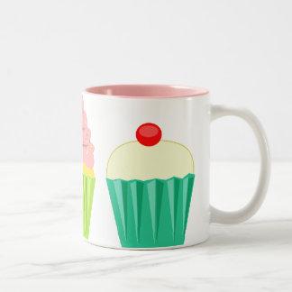Cupcake Trio Mug