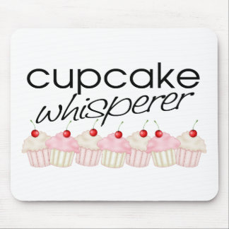 Cupcake Whisper Mousepads