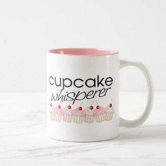 Cupcake Whisper Mug