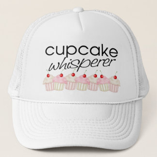 Cupcake Whisper Trucker Hat