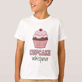 Cupcake Whisperer T-Shirt