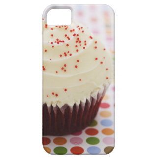 Cupcake with sprinkles iPhone 5 cases