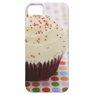 Cupcake with sprinkles iPhone 5 cover