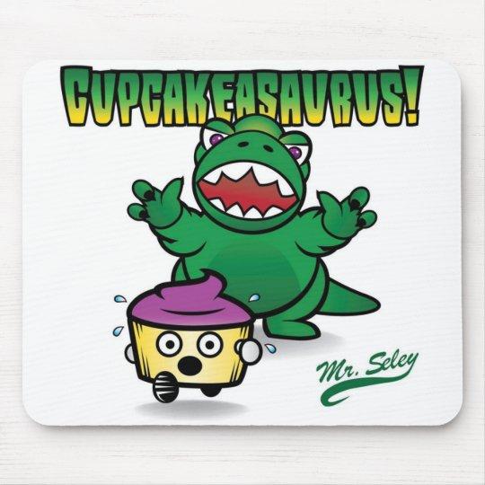 Cupcakeasaurus! Mouse Pad