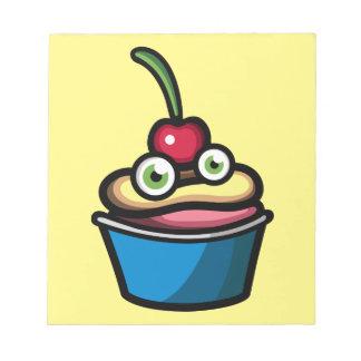 Cupcakemon Notepad