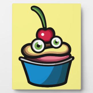 Cupcakemon Plaque
