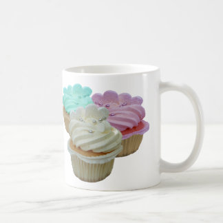 Cupcakes and Hearts Coffee Mug