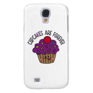 Cupcakes Are Forever Galaxy S4 Case