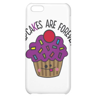 Cupcakes Are Forever Case For iPhone 5C