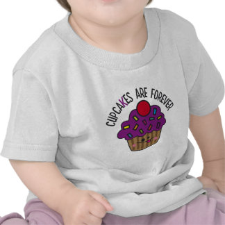 Cupcakes Are Forever Shirts