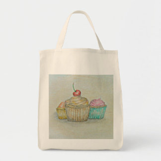 cupcakes tote bags