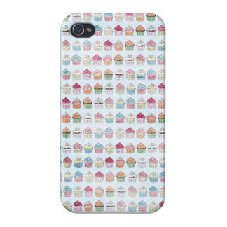 Cupcakes Baking Iphone Case for Sweetness iPhone 4 Case